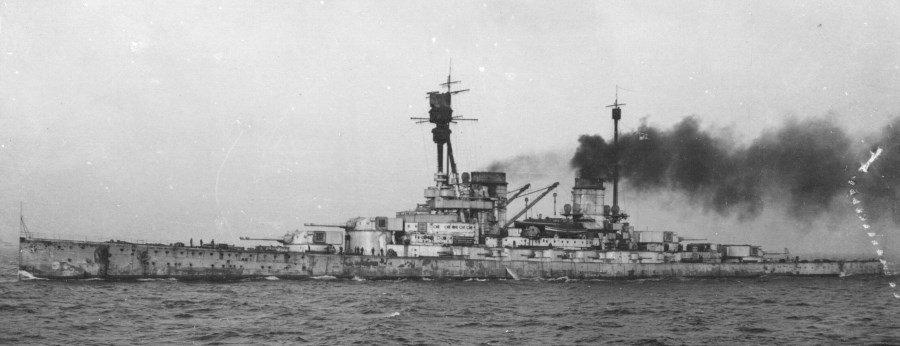 crucero de batalla Hindenburg