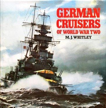 Portada German Cruiser of World War Two