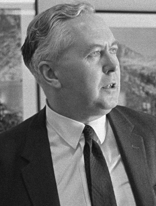 Harold Wilson: Error Wilson