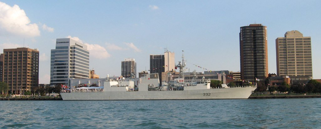Fragata clase Halifax