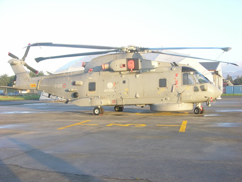 AW-101 AEW Merlin Futuro Alerta Temprana Armada Española