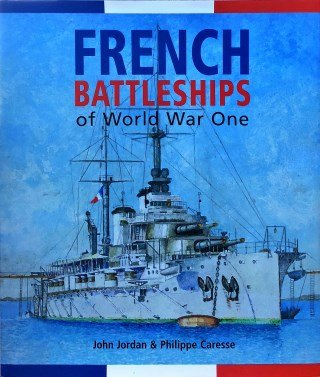 portada French Battleships of World War One