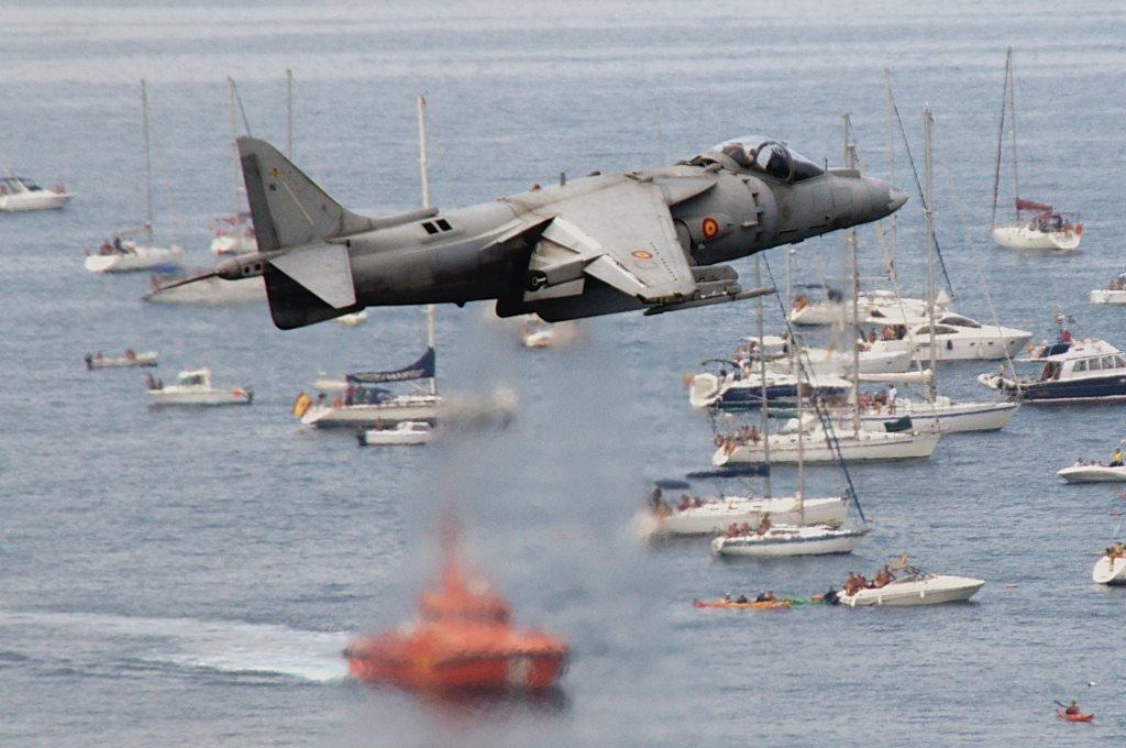 Armada Española AV-8bplus Harrier