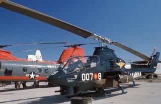 Maquetas FAS AH-1G Séptima Escuadrilla