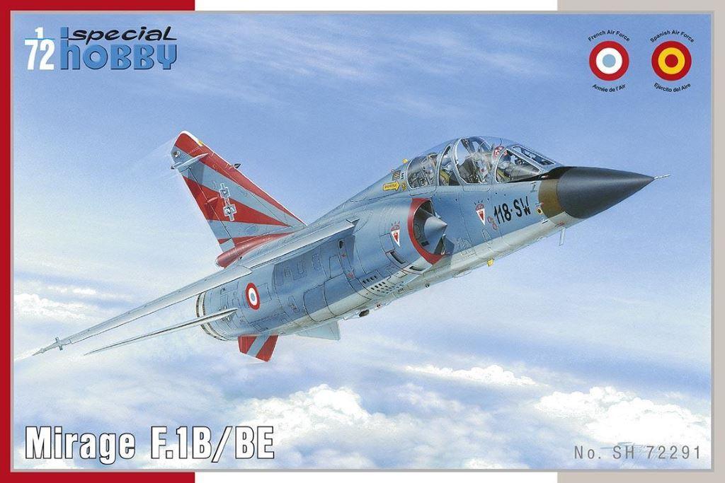 Maquetas FAS F-1B Special Hobby