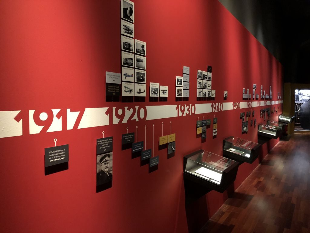Museo Naval Mar de Alas Cronología del Arma Aérea de la Armada