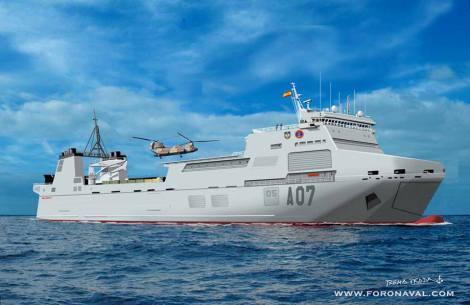 Foro Naval Pica en Flandes