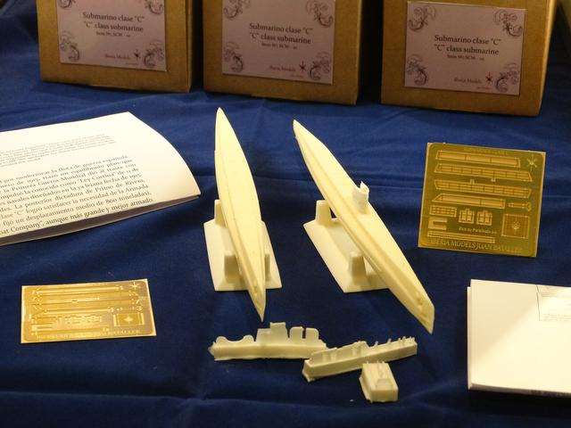 Iberia Models Submarino Clase C