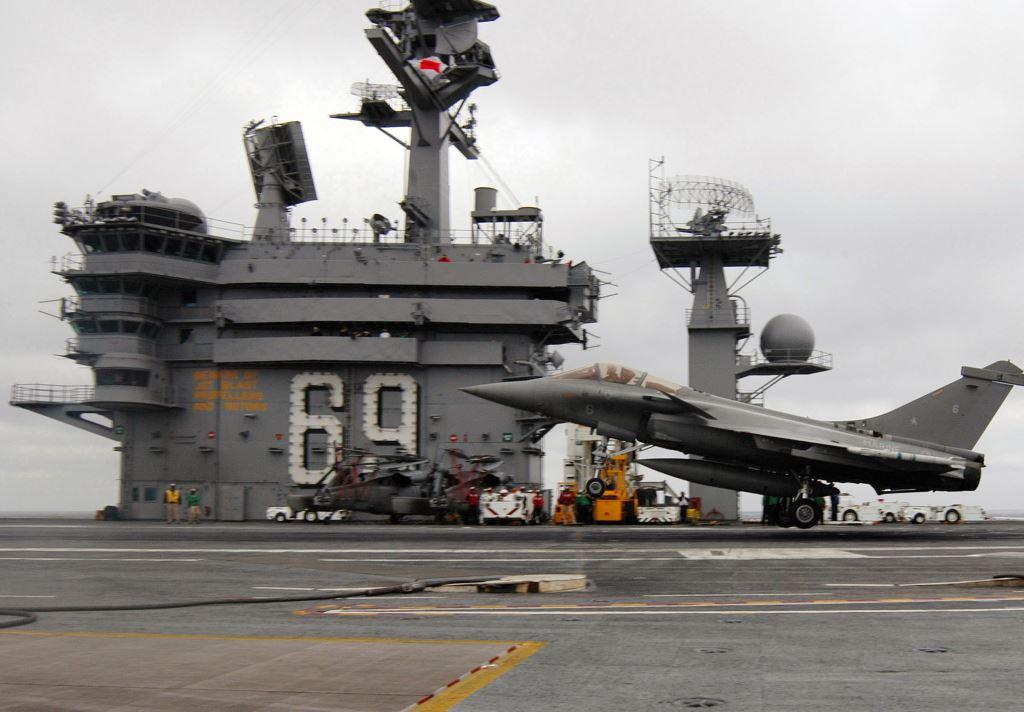 aviones de combate navales Rafale M