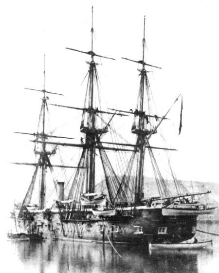 Fragata Blanca