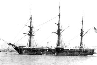 fragata de hélice Carmen