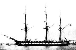 fragata Petronila
