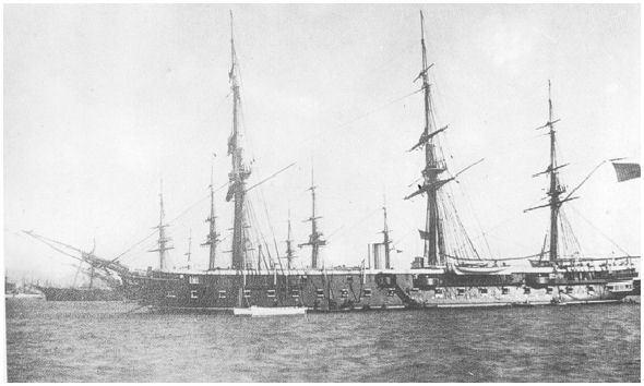 fragata de hélice Almansa