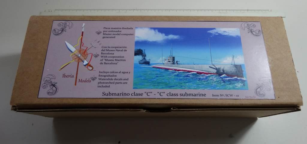 uboxing clase c 1