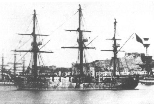 Fragata Blindada Mendez Nuñez