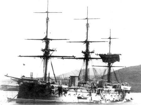Fragata Blindada Numancia