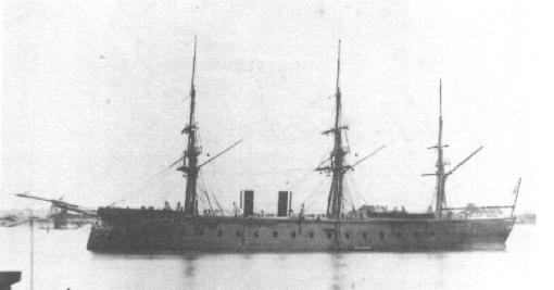 Fragata blindada Sagunto