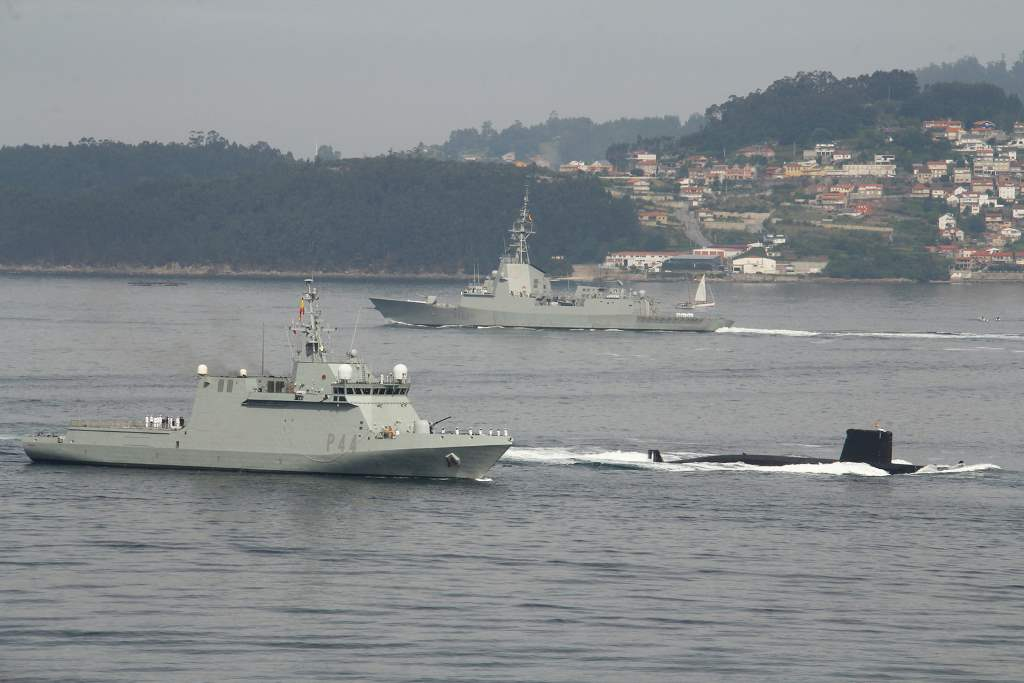 submarino galerna