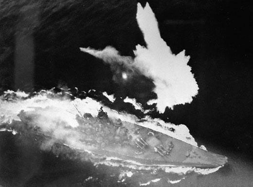 La última misión del Yamato