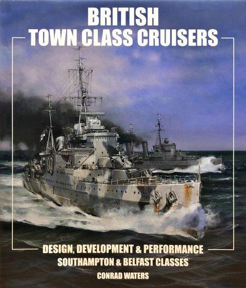 libro British Town Class Cruisers
