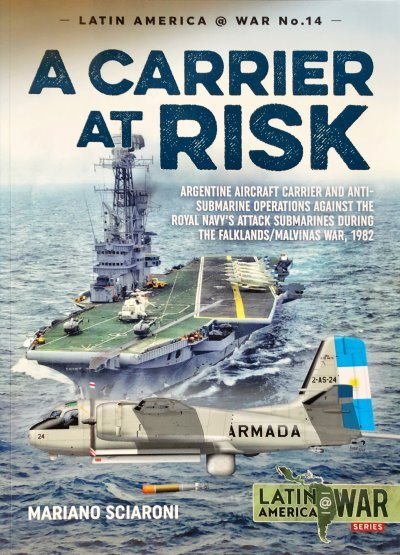 Libro Carrier at risk