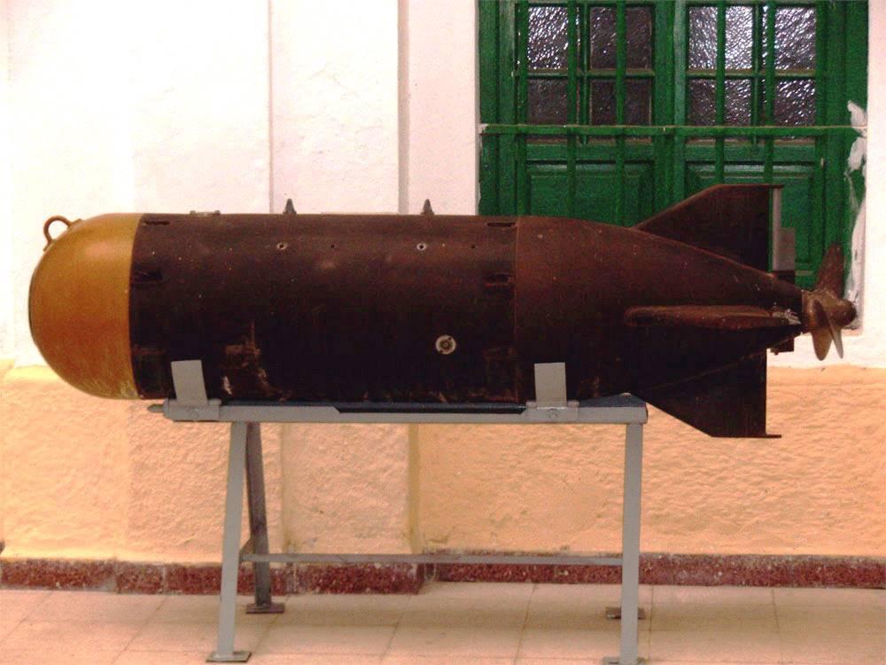 Torpedo Mk-32