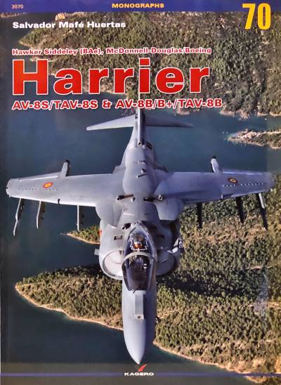 kagero harrier
