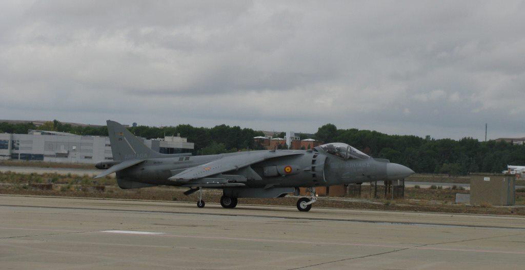 Esperando al F-35B