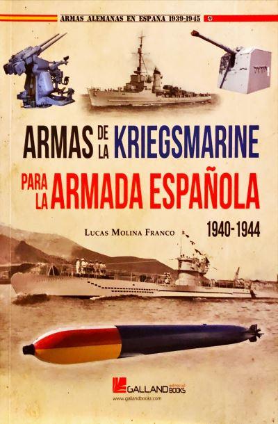 Armas de la Kriegsmarine para la Armada Española